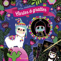 CARTES A GRATTER BEBES ANIMAUX