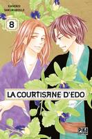 8, La courtisane d'Edo T08