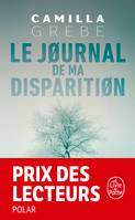 Le journal de ma disparition