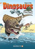 Les Dinosaures en BD - version anglaise, A Game of Bones !