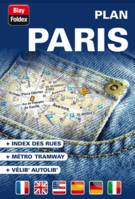 Plan de paris de poche