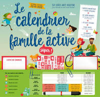 CALENDRIER FAMILLE SUPERACTIVE