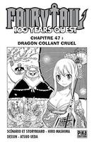Fairy Tail - 100 Years Quest Chapitre 047, Dragon collant cruel