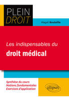 LES INDISPENSABLES DU DROIT MEDICAL