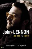 Lennon Peace and Love