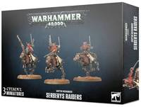 Adeptus Mechanicus - Serberys raiders