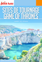 GAME OF THRONES 2020/2021 Carnet Petit Futé