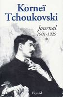 Journal / Korneï Tchoukovski., 1, 1901-1929, Journal