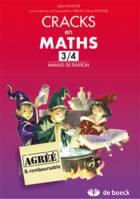 CRACKS EN MATHS 3/4 - MANUEL DE FIXATION