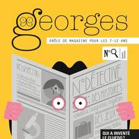 Magazine Georges N 26 - Detective