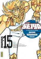 SAINT SEIYA - DELUXE (LES CHEVALIERS DU ZODIAQUE) - TOME 15