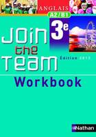 Workbook Join the Team 3e