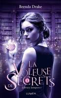 Library jumpers, 1, La voleuse de secrets, Library jumpers vol.1