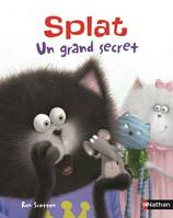 Splat : un grand secret - Album, dès 4 ans