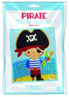 Pirate Mosaique caoutchouc