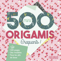 500 mini origamis craquants