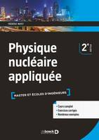 PHYSIQUE NUCLEAIRE APPLIQUEE