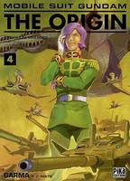 Mobile suit gundam, 2e partie, GUNDAM THE ORIGIN T04