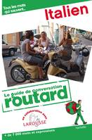 Le Routard Guide de conversation Italien, italien