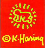 Keith Haring, [exposition, New York, Whitney museum of American art, 25 juin-21 septembre 1997]
