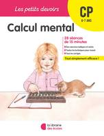 CALCUL MENTAL CP 2019