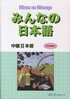 MINNA NO NIHONGO CHUKYU 2 TEXTBOOK