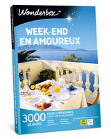 wonderbox : week-end en amoureux