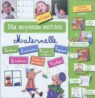 COFFRET MA MOYENNE SECTION MATERNELLE, Pinocchio, Cahier d'activités, moyenne section : Pinocchio, La mer : coloriage