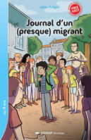 JOURNAL D'UN PRESQUE MIGRANT - LOT DE 5 ROMANS