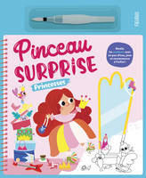 Pinceau surprise - Princesses