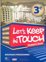 LET'S KEEP IN TOUCH 3E STUDENT'S BOOK RCI