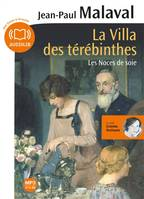 La Villa des térébinthes, Livre audio 1CD MP3 - 624 Mo