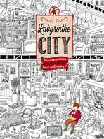 Labyrinthe City - Le coloriage