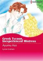 Harlequin Comics: Greek Tycoon, Inexperienced Mistress