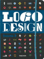 Logo design, LOGO DESIGN VOL 2, Volume 2