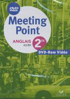 MEETING POINT ANGLAIS 2DE ED. 2010 - DVD-ROM VIDEO + IMAGES FIXES
