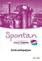 Spontan 1re/Tle - B1/B2 - Guide pédagogique - version papier, Prof