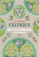 Art-thérapie Celtique, 100 coloriages anti-stress