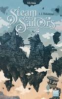Steam Sailors - tome 1 L'Héliotrope