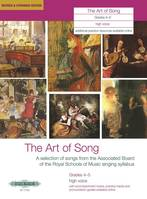 The Art of Song Grades 4-5, Medium-High Voice, Revised & Expanded Edition