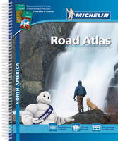Road atlas, North America / USA, Canada, Mexico