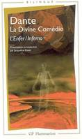 La divine comédie / L'enfer / Bilingue, Volume 1, L'enfer, Inferno