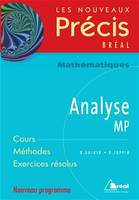 Analyse MP, [nouveau programme]