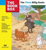 The Book Box - The Three Billy Goats, Album 3 - CE1, Livre