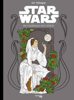 Art-Thérapie Star Wars, 100 coloriages anti-stress