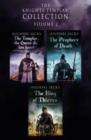 The Knights Templar Collection: Volume 2