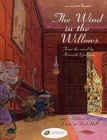 THE WIND IN THE WILLOWS T.4 ; PANIC AT TOAD HAL