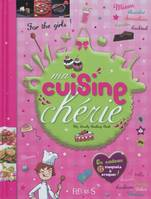 MA CUISINE CHERIE (+ MAGNETS), my lovely cooking book