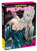 Prophecy the Copycat T01 - Pack collector avec DVD film Prophecy