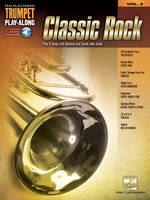 Classic Rock, Trumpet Play-Along Volume 3